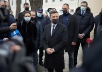 Украина отменила локдаун ко дню рождения Зеленского