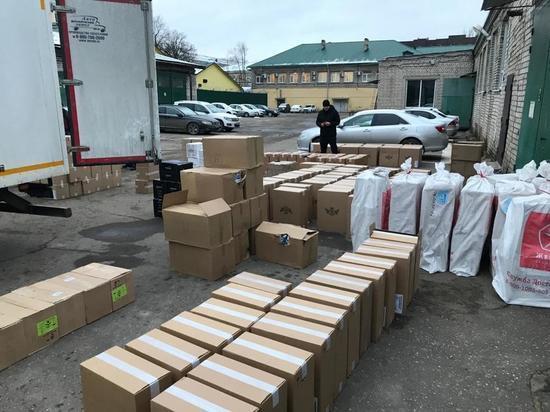 Псковская полиция закрыла канал поставки нелегальных сигарет и спиртного
