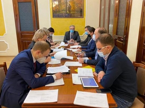 В Рязани утвердили паспорт проекта по развитию Торгового городка