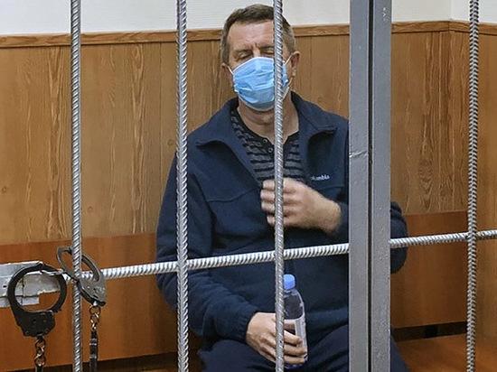 Арестованный экс-замдиректора ФСИН Максименко заболел коронавирусом в СИЗО
