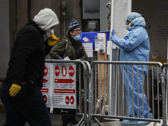 Байден: число жертв COVID в США может превысить 600 тысяч