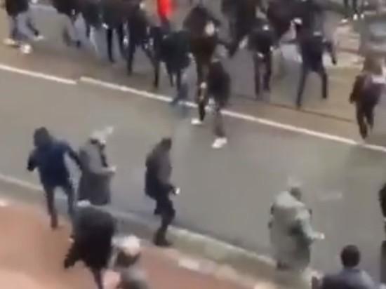 Число задержанных в ходе беспорядков в Нидерландах превысило 190 человек