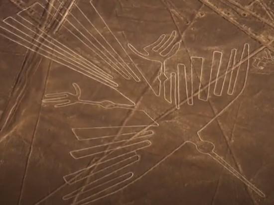 Ученые раскрыли предназначение геоглифов в пустыне Наска
