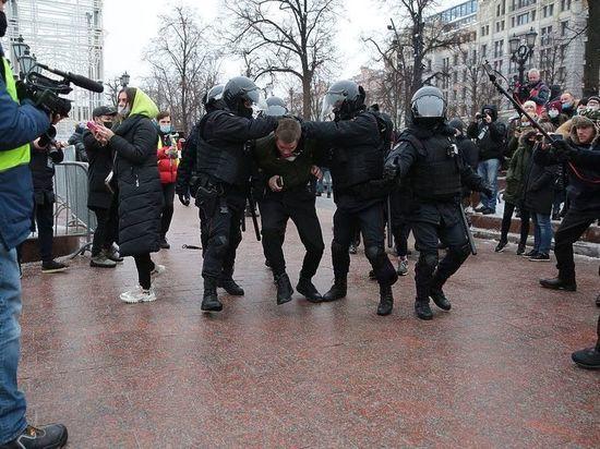 Политолог назвала условие роста акций протеста в России