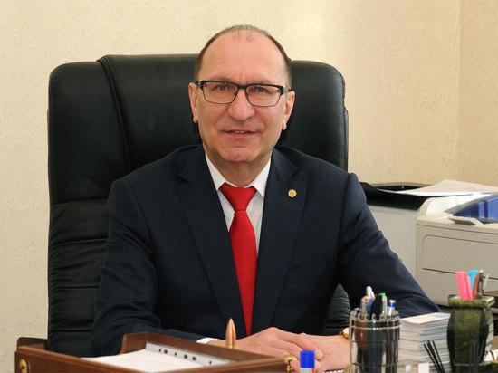 Сергей Дмитриев утвержден ректором НГТУ