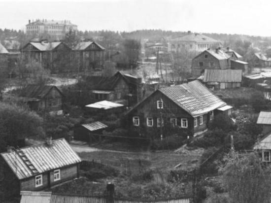 Откуда 105 лет назад в карельской столице взялась Перевалка. ФОТО
