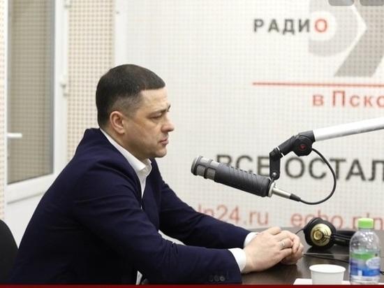 Ведерников: Готов возглавить список «Единой России» на выборах в областное Собрание