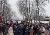 В отношении организатора митинга в Иванове возбуждены два административных дела