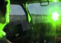 Летчика из Ханты-Мансийска ослепили в Пулково зеленым лазером
