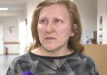Жительницу Санкт-Петербурга Маргариту Юдину, которая получила удар ногой в живот от полицейского, повторно госпитализировали
