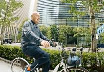 Красота! Владимир Познер и Иван Ургант, используя по полной программе свою прекрасную профессию, теперь оказались в Японии