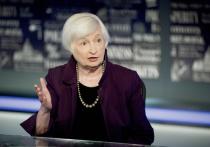 Американский сенат утвердил Джанет Йеллен в качестве министра финансов США