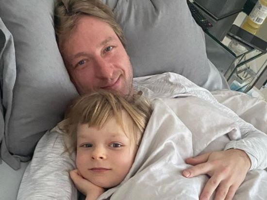 Сыну Плющенко и Рудковской назначили судебно-психологическую экспертизу
