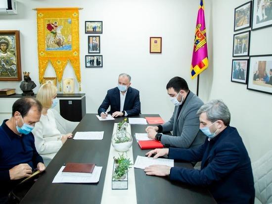 ПСРМ будет оказывать поддержку властям Гагаузии