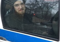 Красноярского активиста арестовали в Москве на месяц после субботнего шествия