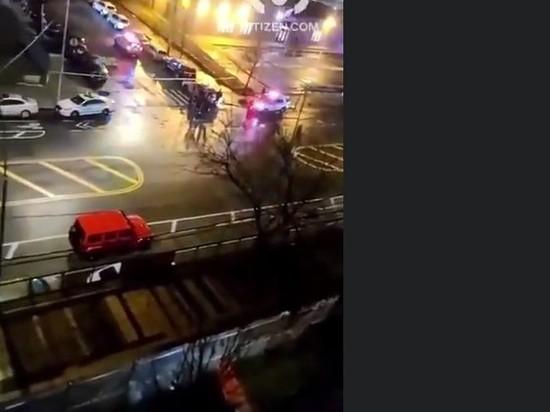 В США неизвестный застрелил полицейского
