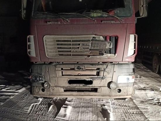 В Челябинской области водитель фуры сбил насмерть пешехода и скрылся с места ДТП