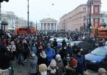 Что происходило в Петербурге после акции в защиту Навального