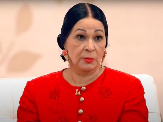 Актрису Екатерину Жемчужную госпитализировали с COVID-19