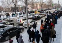 В Саяногорске арестовали организатора митинга в поддержку Навального