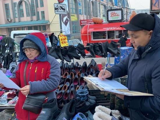 Ошский рынок приведут в порядок и ликвидируют публичные дома