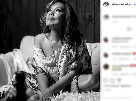 Азиза рассказала вдове Караченцова о романе с ее мужем
