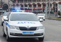 Пожилой автомобилист, который 26 января умер в машине ГИБДД, был остановлен инспектором за выезд на встречную полосу