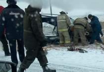 В Хакасии произошли ДТП с участием двух детей, один из них погиб
