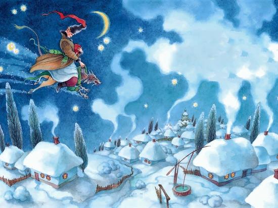 Афиша на 27 января приглашала театралов посетить оперу Римского-Корсакова «Ночь перед Рождеством». Сайт театра сообщал, что это «новая сценическая версия» постановки, созданной хореографом Ильей Живым