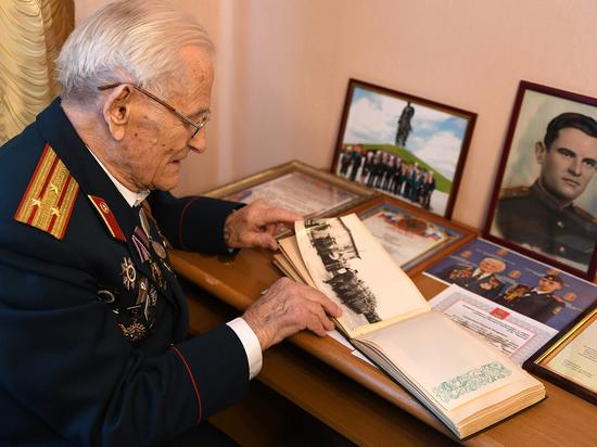 В Твери участника Великой Отечественной войны губернатор наградил орденом Почета