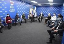 Волонтеры «Единой России» предложили новые меры помощи детям с инвалидностью и пенсионерам
