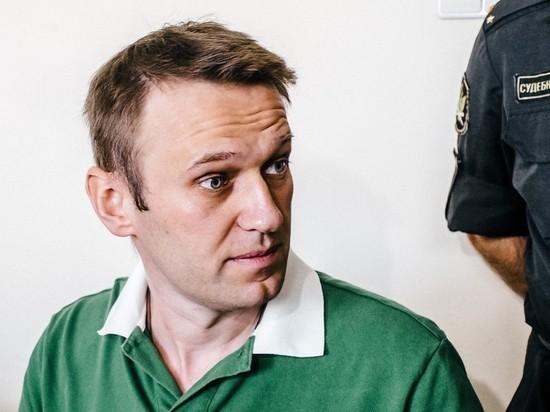 В квартиру Навального в Марьино пришли с обыском