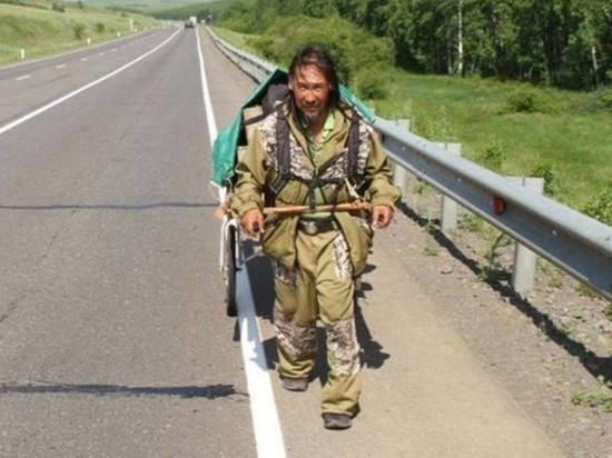 Силовики увезли шамана Габышева в психдиспансер