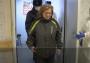 Маргариту Юдину, которую ударил ногой в живот петербургский полицейский на акции 23 января, адвокаты вывезли из Луги, где женщина живёт в частном доме с тремя детьми