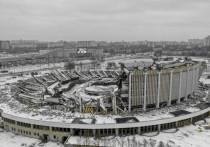 Следком завершил расследование обрушения СКК «Петербургский»