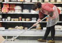 За год борьбы с коронавирусом труд уборщиц стал стоить дороже