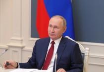Владимир Путин, который впервые за 11 лет принял участие в мероприятиях Всемирного экономического форума в Давосе, сделал мрачные предсказания относительно будущего человечества