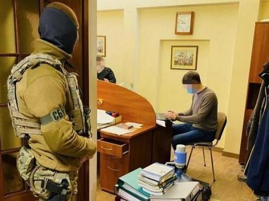 СБУ: на украинские предприятия три года поставляли продукцию из ЛНР