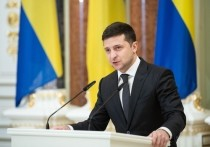 Президент Украины Владимир Зеленский намерен пойти на второй срок