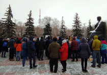 В Абакане суд приговорил к обязательным работам участника митинга в поддержку Навального