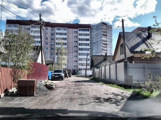 «Брешь» в топонимике: в Петрозаводске есть улица без имени. ФОТО