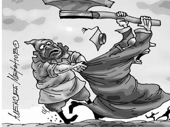 Жернова правосудия: как борьба с коррупцией превращается в «охоту на ведьм»