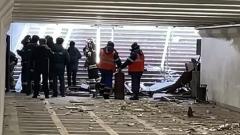 В центре Челябинска произошел взрыв: кадры с места