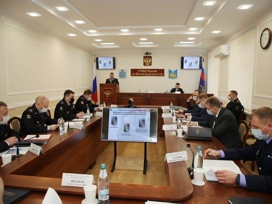 9 тысяч преступлений совершили в Псковской области в 2020 году
