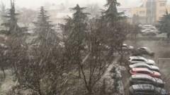 Снежная буря бушует в Крыму: объявлено штормовое предупреждение