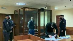 Дравшийся с ОМОНом чеченец в суде повел себя невозмутимо