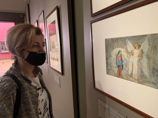 В главном здании ГТГ представили произведения из «золотого фонда» музея