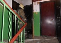 Ночью в Ивановской области горела квартира