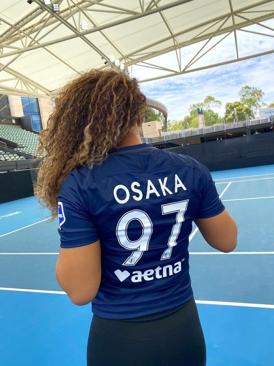 У Наоми есть все шансы стать главной звездой мирового тенниса