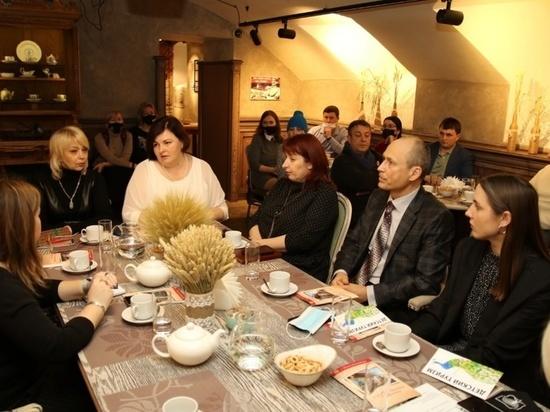 За круглым столом представители туриндустрии Серпухова обсудили вопросы привлечения турпотока
